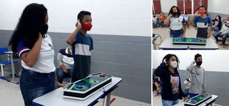 Prefeitura de Linhares no Espírito Santo, publica matéria sobre o uso do QI Max para reforço no aprendizado escolar